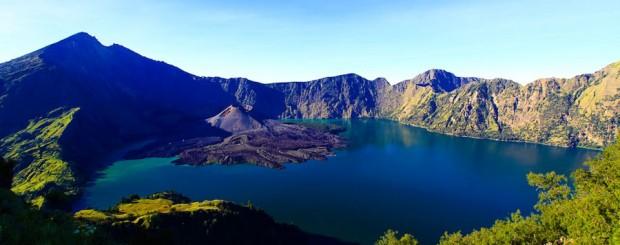 trek Rinjani with Hajar Trekking