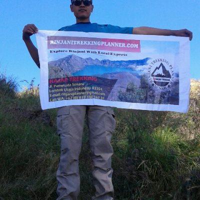 Senaru based Rinjani Trekking organizer