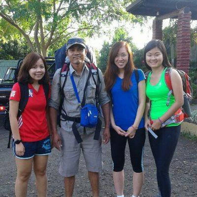 rinjani trekking guide senaru