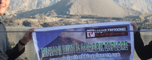 Guides to choose mount Rinjani trekking package
