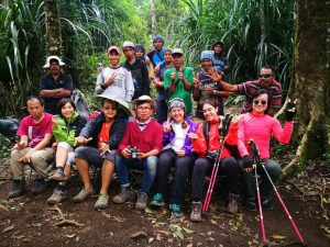 Rinjani trekking package for singaporean malaysian