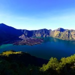 Rinjani trek package to summit 3 days