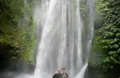 Sendang gile waterfal tour