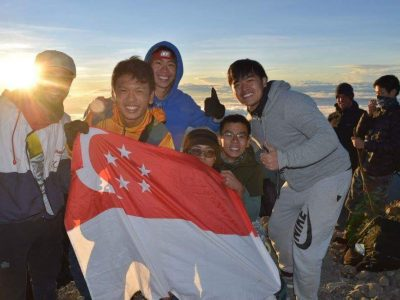 Rinjani Trekking Package 4 Days from Senaru Ascent Route