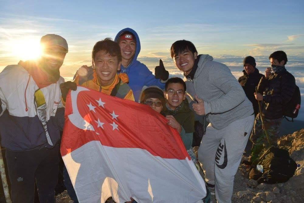 Rinjani Trekking Package 4 Days from Senaru Ascent Route