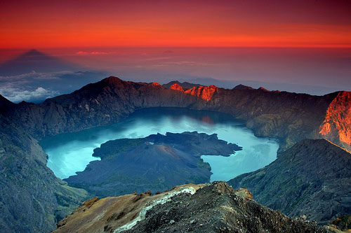 Rinjani Explore Trekking Rinjani Without Summit Climb