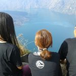 Catherine Ching and Mount Rinjani tour