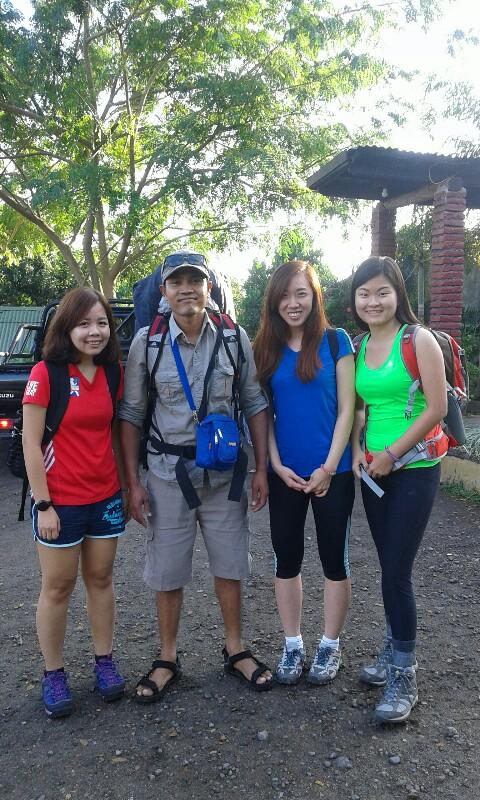 Hajar Trekking, mount Rinjani trekking company