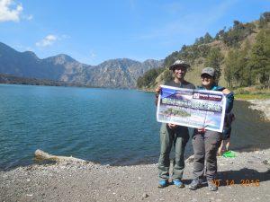 Biaya Pendakian Gunung Rinjani Dari Jakarta 2017